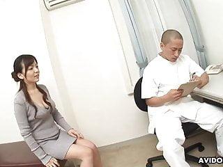 Japanese woman, Asuka Ayanami got fingered, uncensored