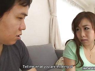 Japanese teacher, Yuno Shirasuna had sex, uncensored