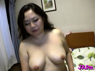 Sizzling blow occupation act from a stunning mature japanese