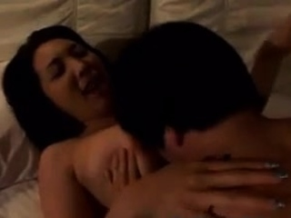 Young Asian Japanese Guy Perturbed Wide of Not Stepmom Butt
