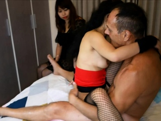 Thai spliced watches scrimp have sex an escort who is her friend