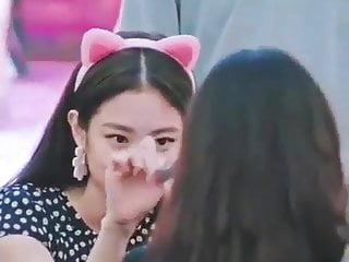 Korean shooting star jisoo cute