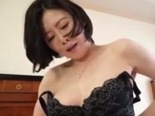 Mature brunette amateur spliced fingered and fucked doggystyle