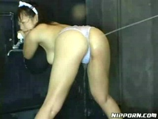 Japanese maid watertortured