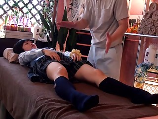Hottest Japanese whore Kurumi Tachibana, Kurumi Kasuga, Kokomi Hayama, Unpaid in Incredible massage JAV video