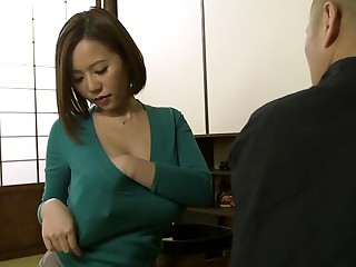 Ruri Saijou in Love Prime mover In Law At bottom Husband part 1.2