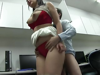 Japanese Big Tits Place Lady, Mashiro An 5