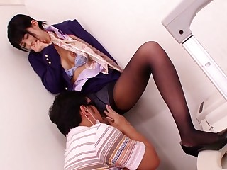 Best Japanese model Nozomi Aso to Fabulous secluded cams, public JAV clip