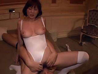 Hottest Japanese slut Yuma Asami in Amazing lingerie, bill tits JAV clip