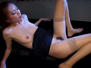 Horny Japanese catholic Kaori Maeda in Exotic JAV censored Fetish, Puristic scene