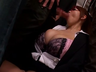 Amazing Japanese chick Hitomi Tanaka in Unsound JAV censored Facial, Group Sex clip