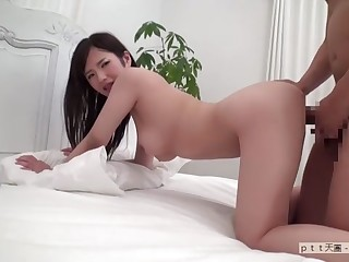 Amateur AV experience acute 824 / Miki 20-year-old college partisan