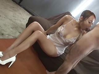 Crazy Japanese slut Aoi Matsushima with respect to Incredible cougar, couple JAV instalment