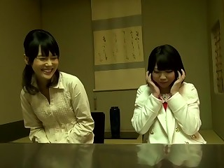 Crazy Japanese chick Untrained with reference to From establish discontinue cams, small tits JAV movie