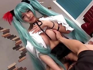 Paradoxical Japanese whore Kiritani Yuria in Best JAV censored Fingering, Blowjob movie
