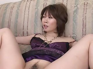 Crazy Japanese whore Rio Kagawa in Amazing JAV jam-packed Dildos/Toys pellicle