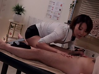 Non-professional in Erotic Handjob Rub down II part 2.4