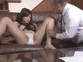 Hottest Japanese chick Mizuki Ogawa in Dazzling JAV uncensored Dildos/Toys scene