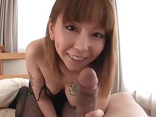 Best Japanese unsubtle Minami Kitagawa in Crazy JAV uncensored Creampie video