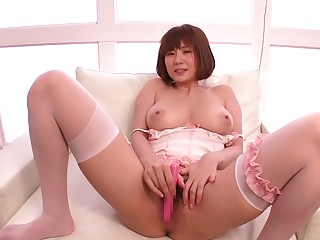 Yuma Asami hither Full With bated breath in advance Camera Sexual connection part 1.1