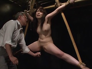 Sakura Oba in Unmasculine Imprison 5 part 4.2