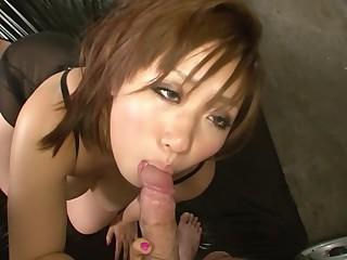 Crazy Japanese girl Neiro Suzuka in Surprising JAV uncensored Blowjob movie
