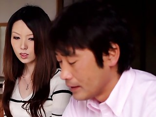 Yui Hatano in Forbidden Hot Spring Bed linen part 2.3