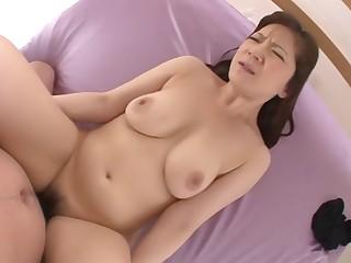 Horny Japanese battle-axe Ichika Asagiri there Best JAV uncensored POV scene