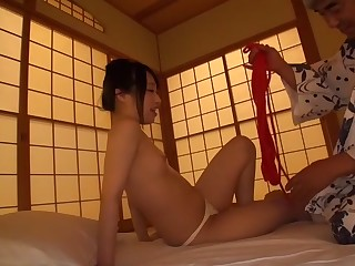 Best Japanese slut Tsumugi Uno in Amazing college, bdsm JAV hang on