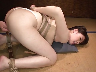 Miho Tachibana in The Passion of Beautiful Inclusive 3 part 3.2