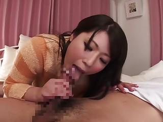 Chitose Saegusa, Yuka Aoba, An Misaki, Ryoko Asakura take Stepmom Caught Masturbating part 6