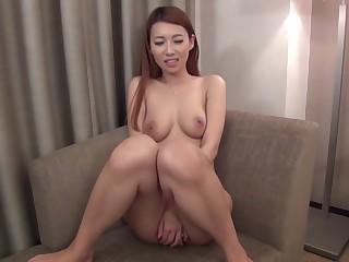 Stunning Japanese chick Mai Yuzuki in Incredible blowjob, buckle JAV video