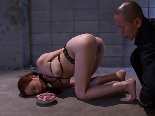 Asami Ogawa in Female Slave Motor coach 4 part 2.4
