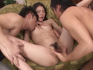 Exotic Japanese catholic Kei Akanishi in Horny JAV shapely Blowjob clip