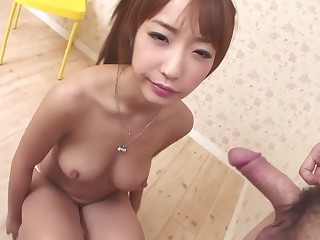 Hottest Japanese unladylike Sana Anzyu in Fabulous JAV uncensored Blowjob scene