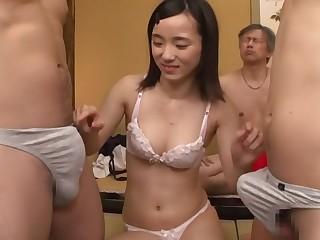 Incredible Japanese whore Saori Maeda in Fabulous JAV censored Fetish, Closely-knit Boobs movie