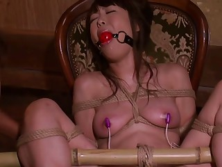 Sae Aihara in Training of Fastened Piece of baggage part 1.2