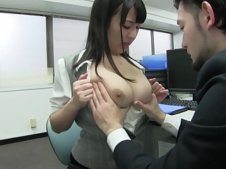 Japanese Big Gut Tryst Lady, Mashiro An 4