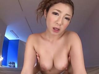 Best Japanese whore Minori Hatsune in Exotic fingering, big special JAV video