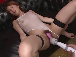 Amazing Japanese slut Rei less Hottest JAV uncensored Group Sexual intercourse clip