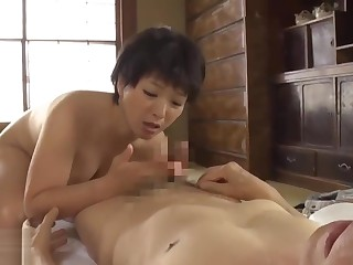 Japanese Unrestrained daughter in law