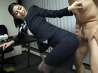 Crazy porn scene Japanese great show