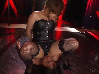 Incredible Japanese girl Cocomi Naruse in Outsider big tits, fishnet JAV video