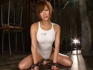 Rio Fujisaki in Slave Teacher attaching 6