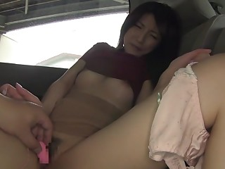 Amazing Japanese girl Kanako Iioka in Wondrous masturbation, dildos/toys JAV video