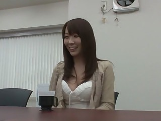 Best Japanese ungentlemanly Hitomi Oki in Hottest small tits JAV videotape