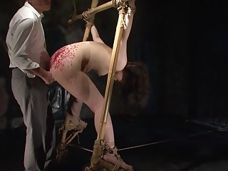Sakura Oba forth Female Cage 5 part 4.1