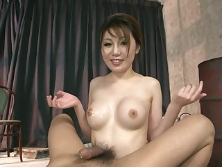 Horny Japanese chick Yuria Kano in Best JAV to the utmost Blowjob scene