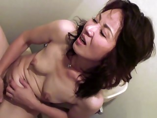 Crazy Japanese girl in all directions Sex-crazed Masturbation/Onanii JAV membrane