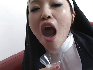 Nuns got back mug too